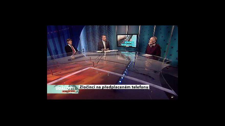 Video Rozhovor s Tomášem Almerem a Miroslavem Uřičařem