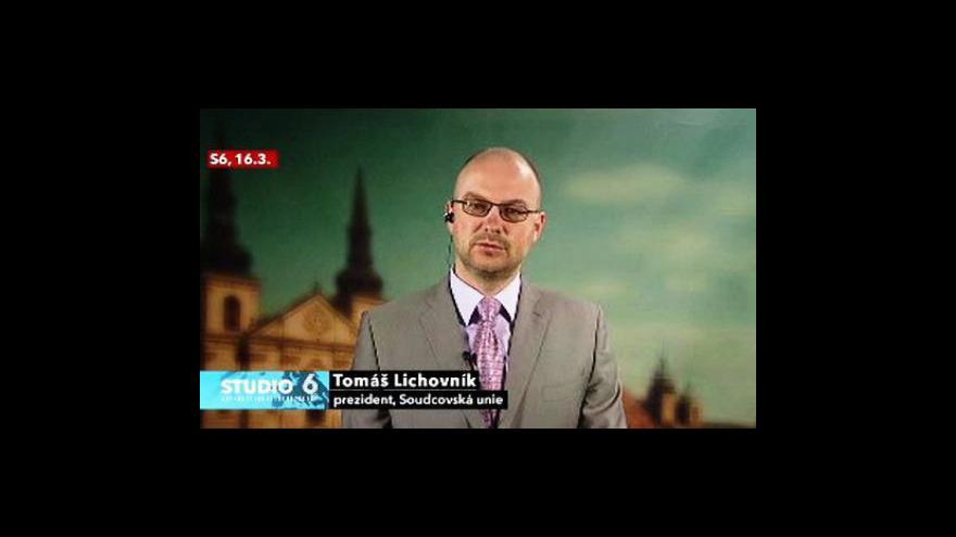 Video Rozhovor s Andreou Michalcovou a Tomášem Lichovníkem