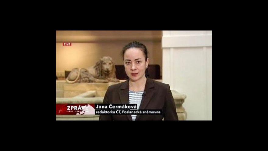 Video Vstup Jany Čermákové