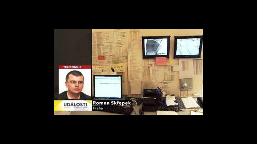 Video Telefonát Romana Skřepka