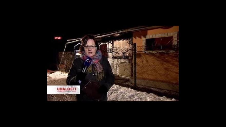 Video Reportáž Aleše Gongola a vstup Ivany Bartoňové