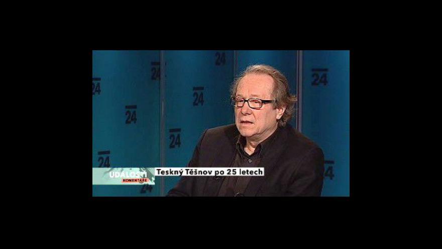 Video Rozhovor s Benjaminem Fragnerem