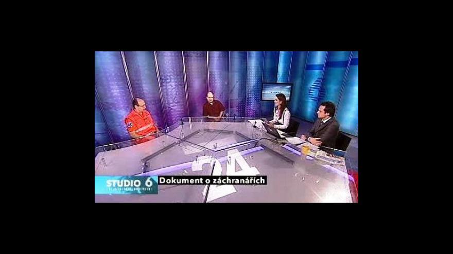Video Rozhovor s Martinem Štollem a Ivanem  Prchlíkem