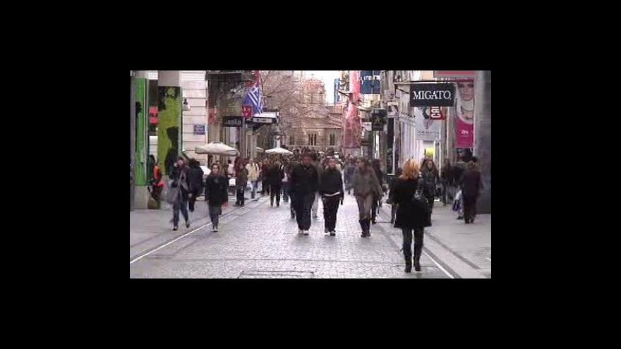 Video Pomůže eurozóna Řecku nebo ne?