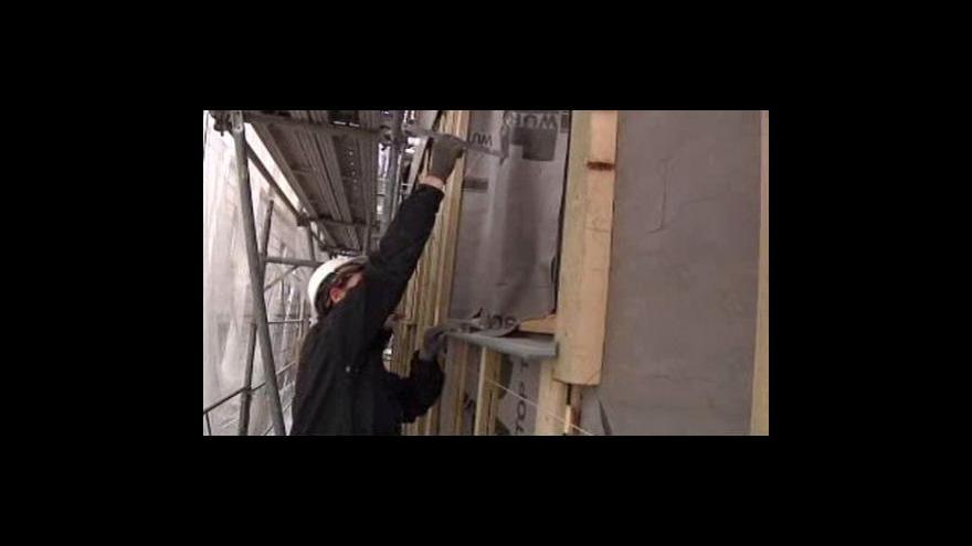 Video Paříž má první celodřevěný dům