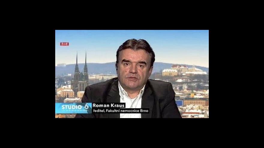 Video Rozhovor s Romanem Krausem a Janem Žaloudíkem