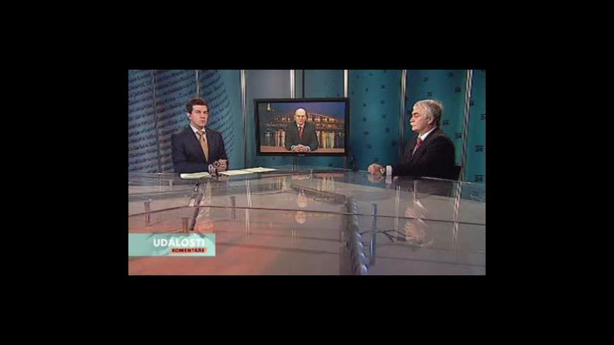 Video Milan Urban a Petr Gandalovič o regulaci cen