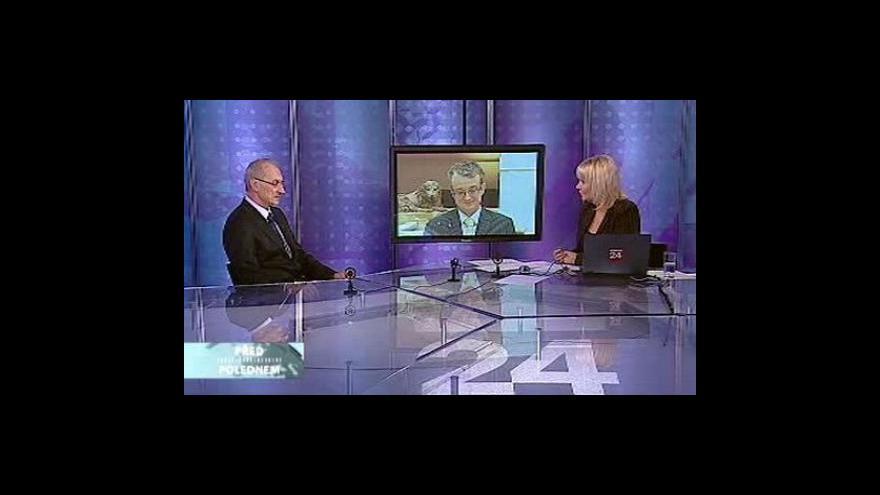 Video Rozhovor s Markem Bendou a Mariánem Brzybohatým
