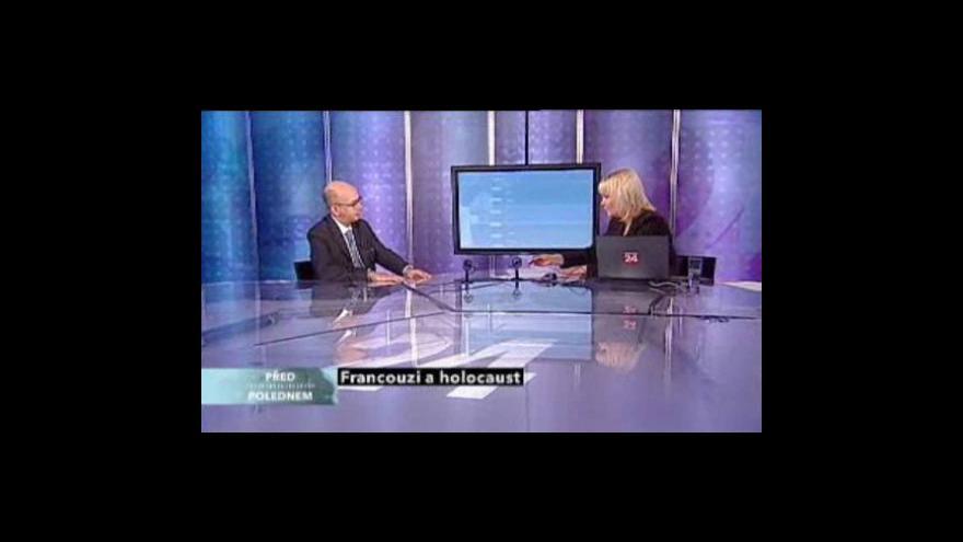 Video Rozhovor s francouzským velvyslancem