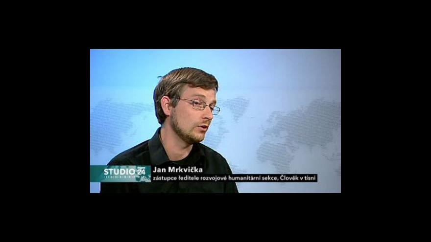 Video Rozhovor s Janem Mrkvičkou