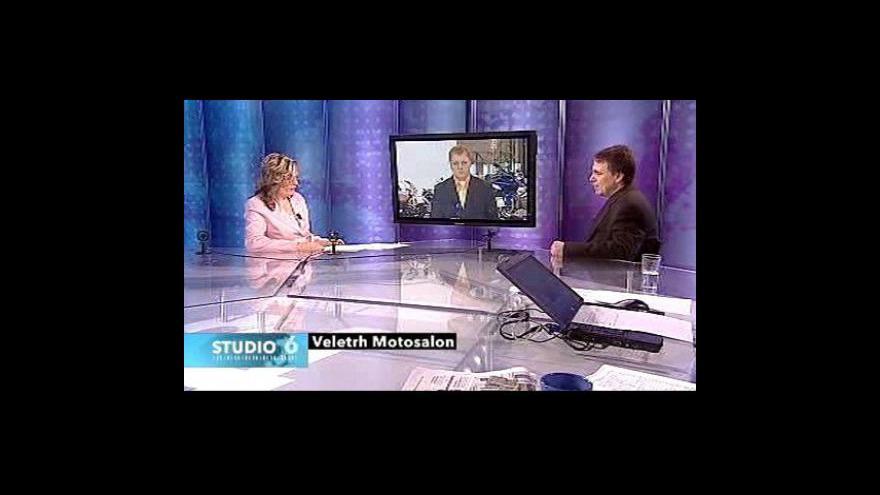 Video Vstup Ondřeje Schneidera a rozhovor s Petrem Korbelem