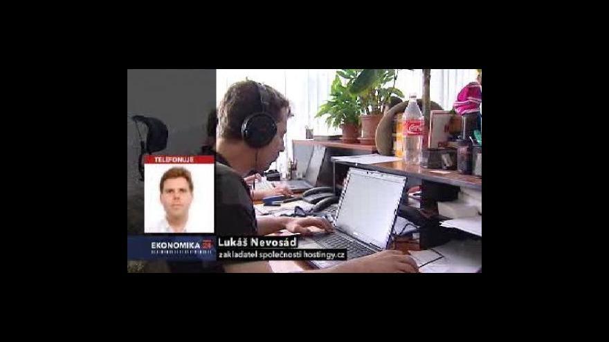 Video Rozhovor s Lukášem Nevosádem