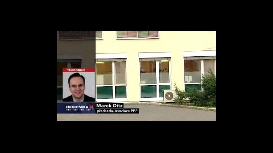 Video Rozhovor s Markem Ditzem