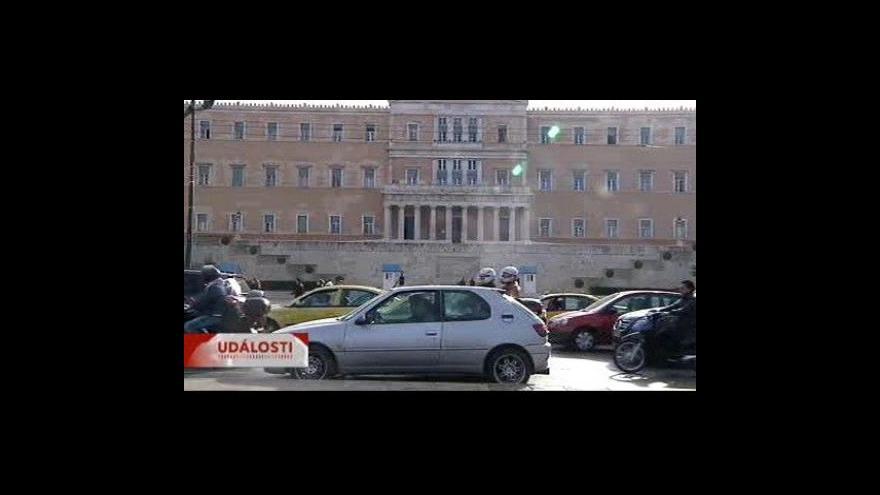 Video Řecko je opět ve stávce