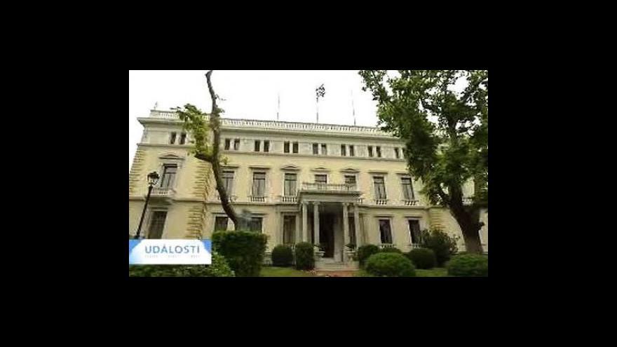 Video Podle německých poslanců má Řecko prodat ostrovy