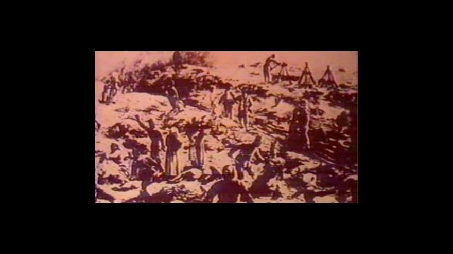 Video Kongresmani odhlasovali, že v Arménii proběhla genocida