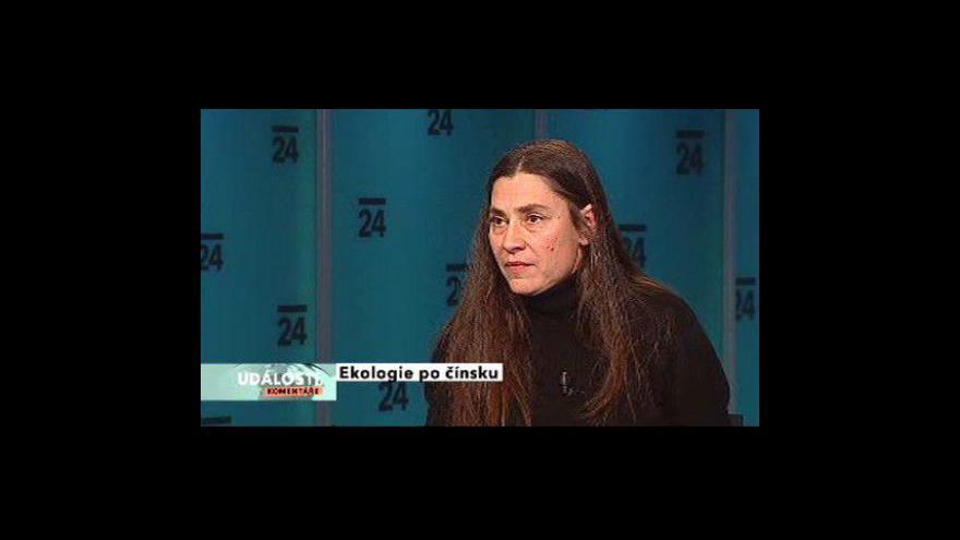 Video Rozhovor s Magdalenou Klimovičovou