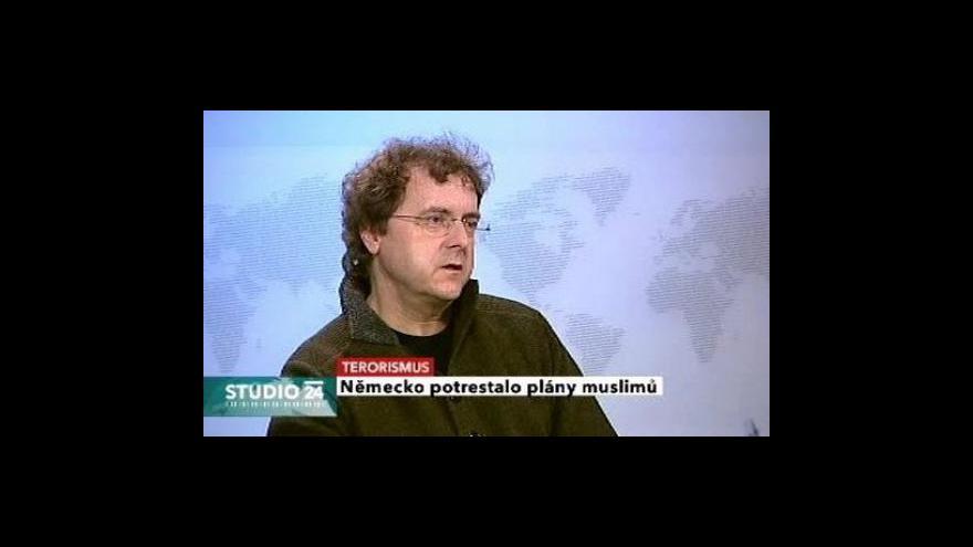 Video Vysoké tresty pro německé islamisty