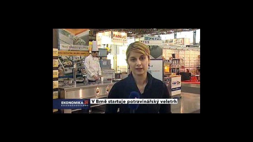 Video Lea Sudovcová z veletrhu Salima