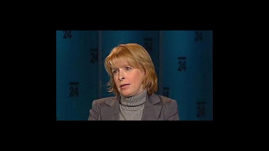 Video Rozhovor s Hanou Marvanovou