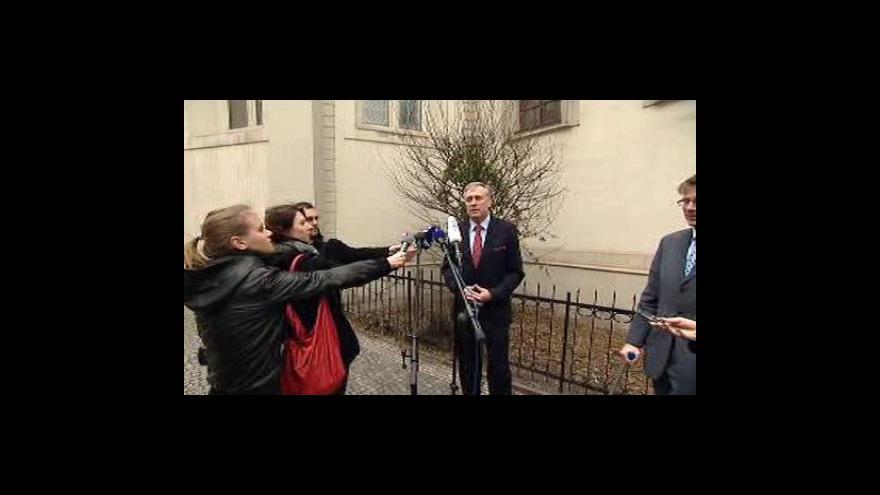 Video Vyjádření Mirka Topolánka