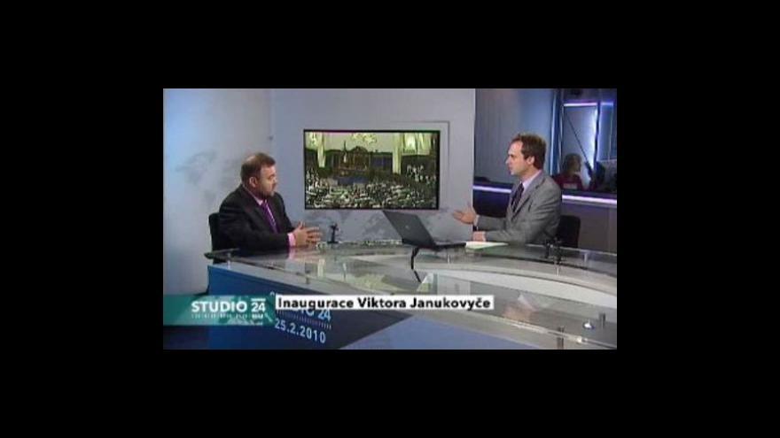 Video Rozhovor se zpravodajem ČT Miroslavem Karasem