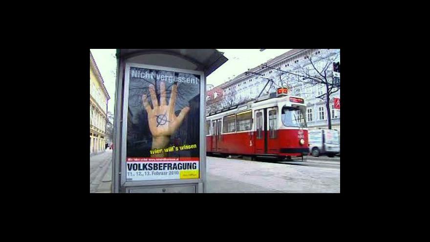 Video Vídeňská radnice uzavře výsledky referenda