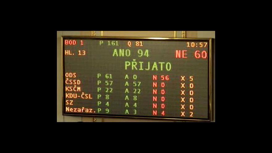 Video Jednání sněmovny 24.2.