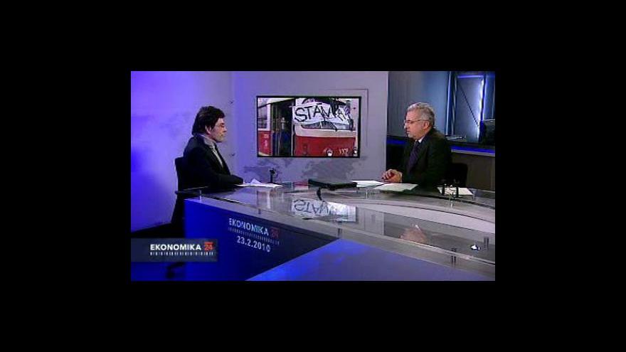 Video Rozhovor s Janem Hreněm