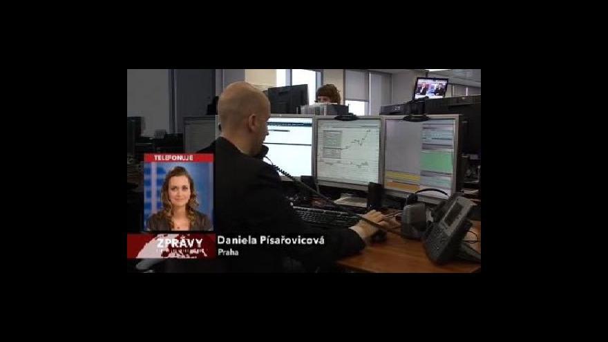 Video Telefonát Daniely Písařovicové