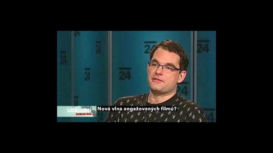 Video Rozhovor s Vojtěchem Ryndou