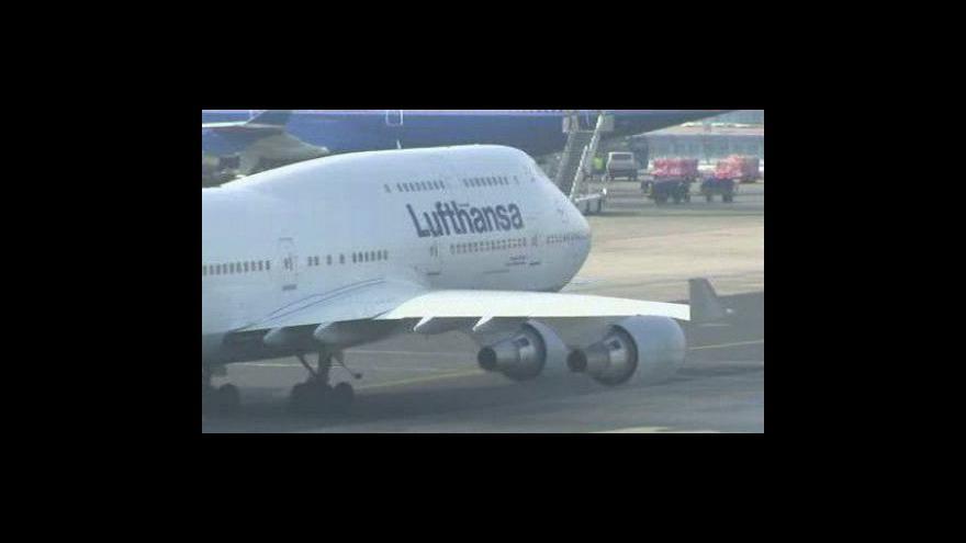 Video Piloti společnosti Deutsche Lufthansa budou stávkovat