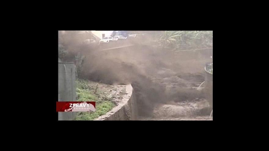 Video Madeira pod vodou