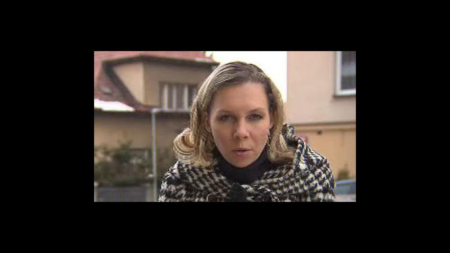 Video Reportáž Terezy Krásenské a Drahomíry Račákové