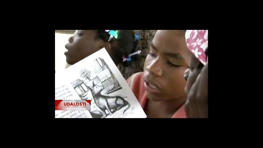 Video Na Haiti se vrací život