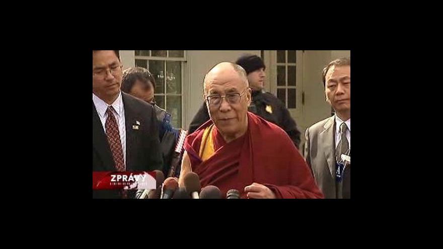 Video Peking si předvolal amerického velvyslance