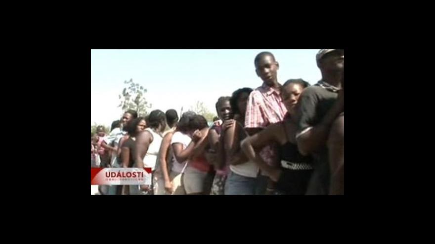 Video OSN žádá 1,44 miliardy dolarů pro Haiti