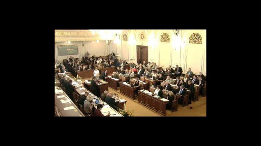 Video Čekají sněmovnu další obstrukce?