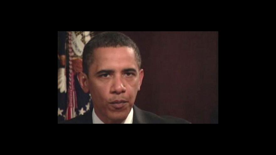 Video Dalajlama přijede za Obamou