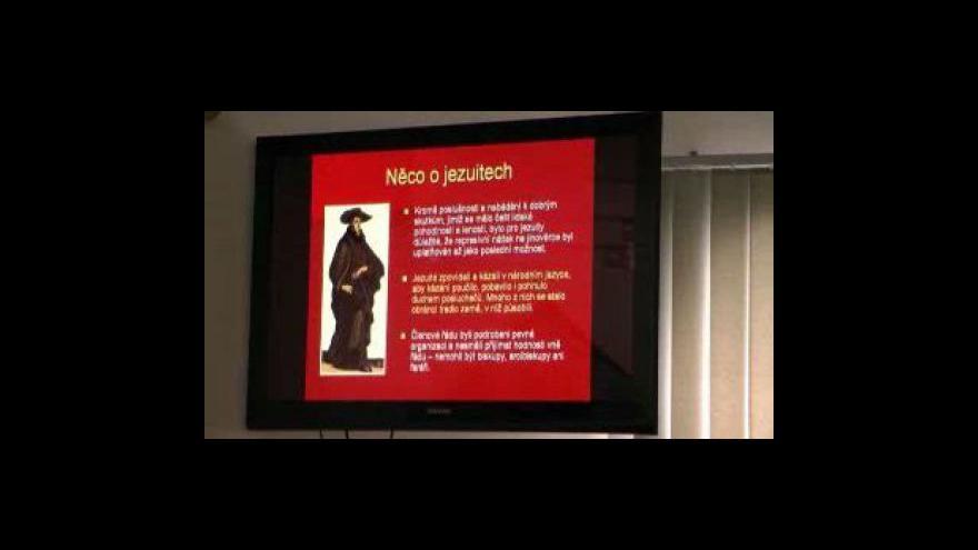 Video Reportáž Michaely Rozšafné