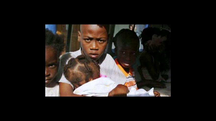 Video Světadíl o Haiti