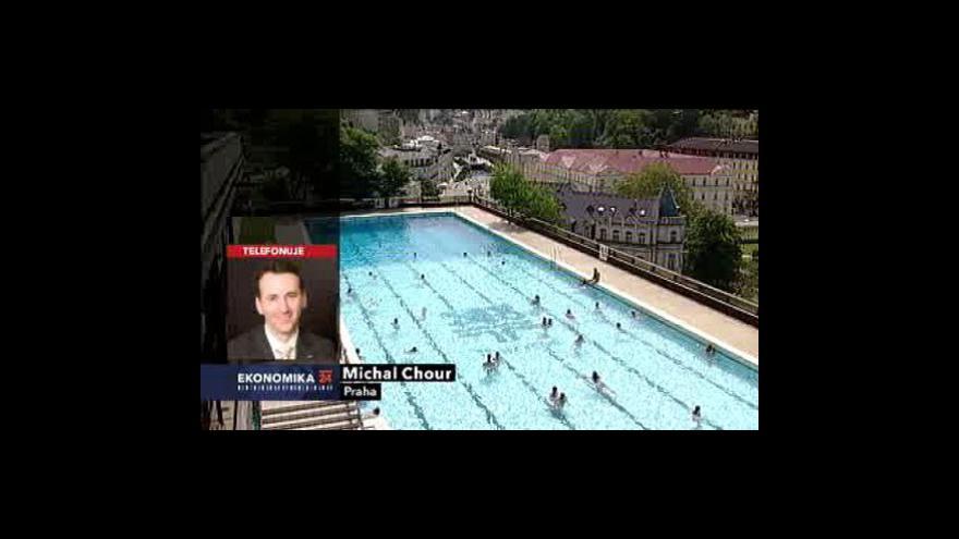 Video Rozhovor s Michalem Chourem, generálním ředitelem Radisson SAS Alcron Hotel