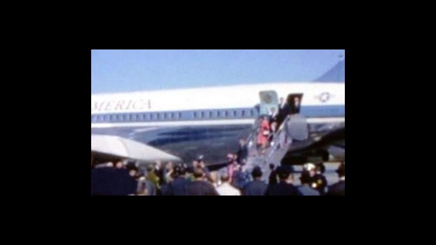 Video Nepublikované amatérské záběry Kennedyho z Dallasu