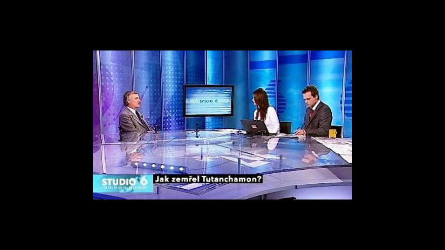 Video Rozhovor s Ladislavem Barešem
