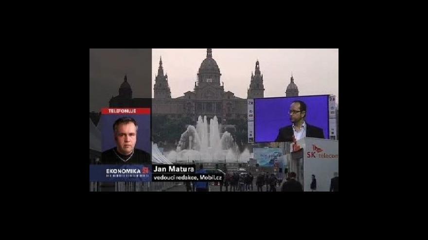 Video Rozhovor s Janem Maturou