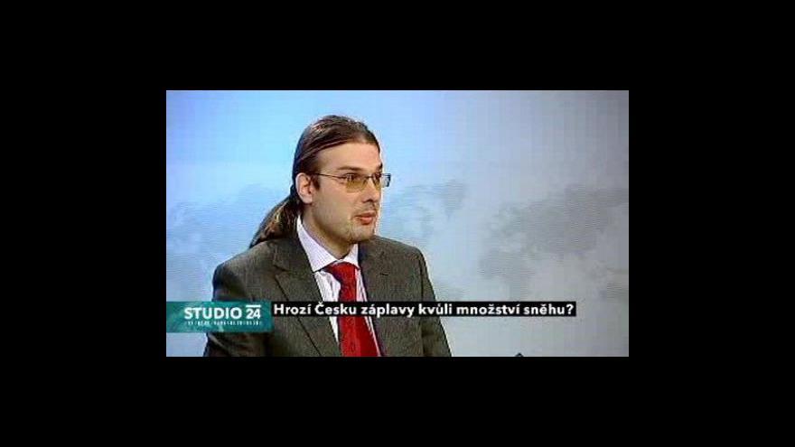 Video Rozhovor s hydrologem Janem Daňhelkou
