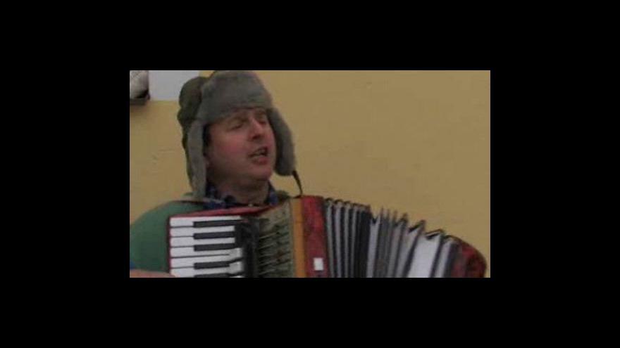 Video Reportáž Antonína Vrby