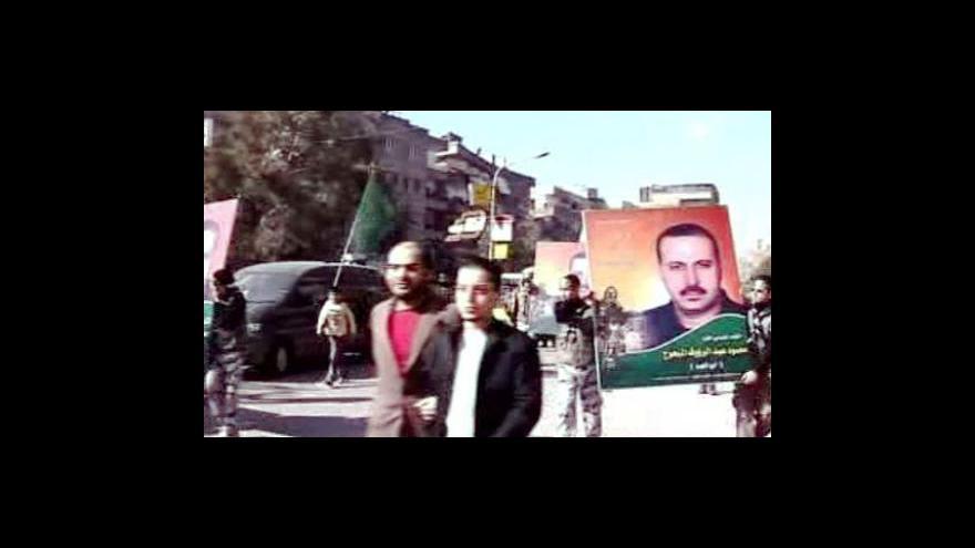 Video Dubaj vyšetřuje vraždu člena Hamasu