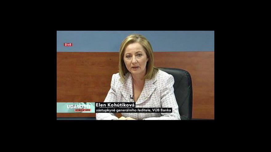 Video Rozhovor s Elen Kohútikovou a Luďkem Niedermayerem