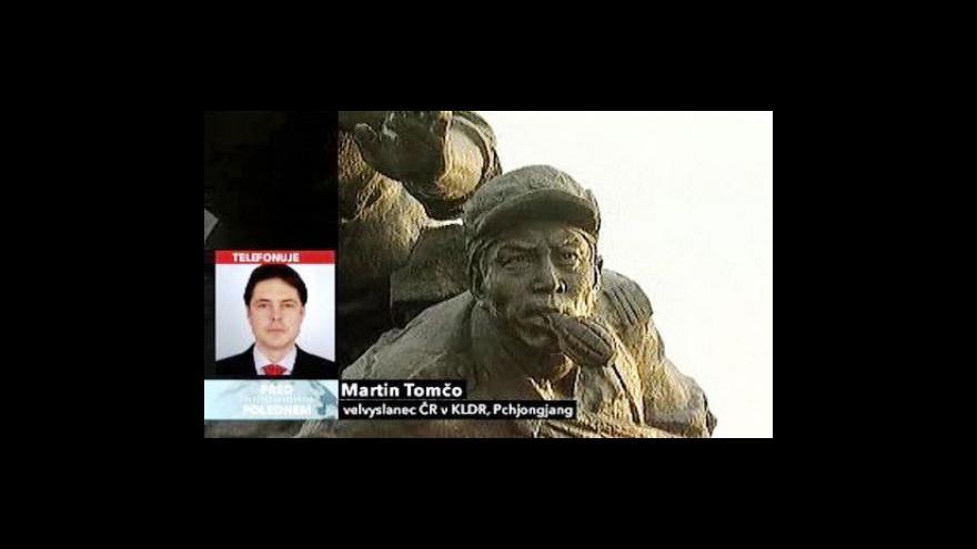 Video Telefonát Martina Tomča